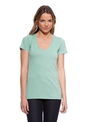 Timeout Camiseta Pico (Verde)