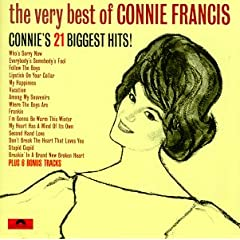 Connie Francis   The Very Best Of Connie Francis (1986) [Lossless FLAC] preview 0