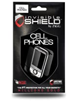 ZAGG 1012450 invisibleSHIELD for Sony Ericsson C905 - Full Body - 1 Pack - Retail Packaging - Transparent