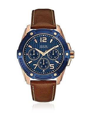 Guess Reloj de cuarzo Man Rosado 44.5 mm