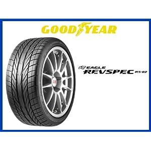 【クリックで詳細表示】GOODYEAR(グッドイヤー) EAGLE REVSPEC RS-02 215/45R16 86W: カー&バイク用品