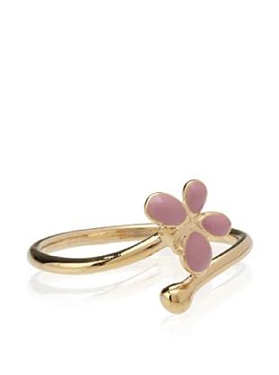 Frida Girl Enamel Butterfly Ring