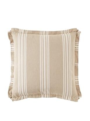 Chateau Blanc Sophie Stripe Pillow, Neutral, 20