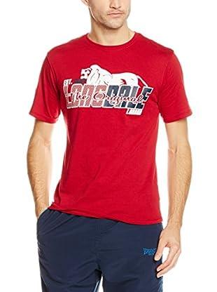 Lonsdale T-Shirt Manica Corta Clanfield