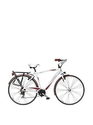 MBM Cicli Fahrrad City Trekk Man h54 cm weiß