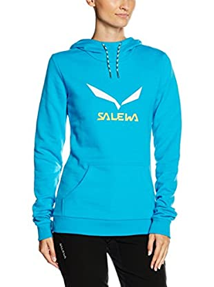 Salewa Kapuzensweatshirt Solidlogo Co W Hdy