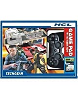 HCL GAME PAD WITH VIBRATOR