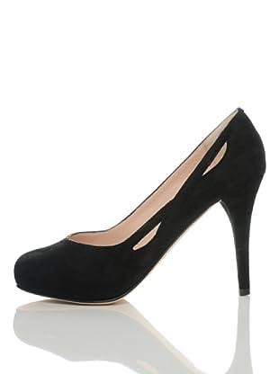 Furla Zapatos Salón Carissa (Negro)