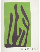 Henri Matisse: Zeichnungen und Gouaches Decoupees