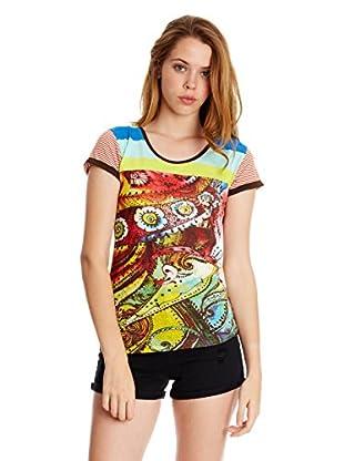 SideCar Camiseta Manga Corta Bernice