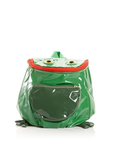 Kidorable Frog Backpack (Green)