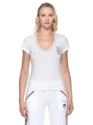 Camiseta Agata (Blanco)
