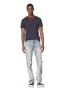Earnest Sewn Men's Fulton Classic Straight Leg Jean (Allister)