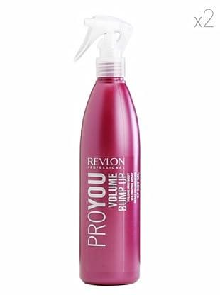 Revlon  Set 2 Pro You Spray Volumen Cabello Fino Frágil 350 ml
