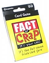 Fact Or Crap Card Game