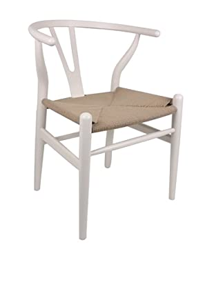 Control Brand Y-Back Chair, White