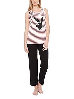 Play Boy Nightwear Pyjama Nightwear Confortable Bunny