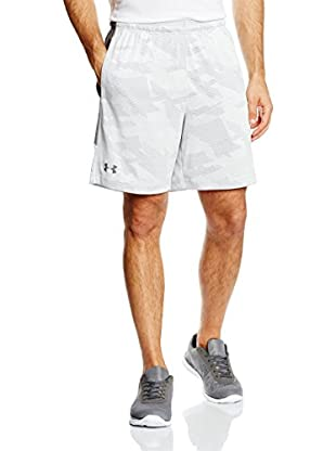 Under Armour Short Entrenamiento Ua Raid Jacquard 8 Short