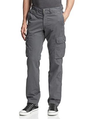 Original Paperbacks Men's Palermo Cargo Bedford Pant (Gunmetal)