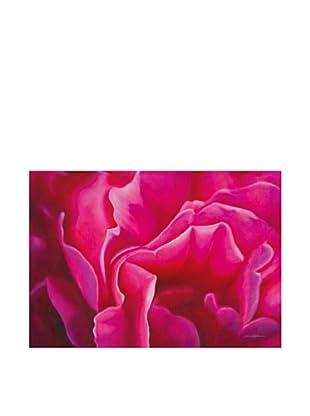 PlatinArt Cuadro Tendreté Rose 70 x 100