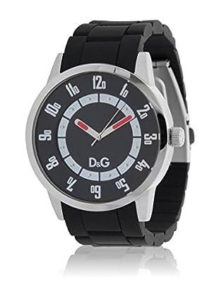 Dolce & Gabbana Quarzuhr 14780 schwarz 45 mm