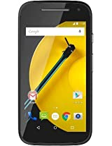 Moto E (2nd Gen) 3G , 8 GB | Black