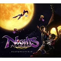 NiGHTS~���~���̕���~Original Soundtrack