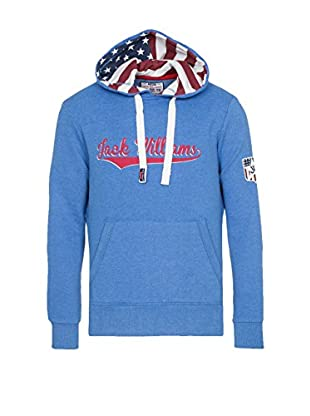 JACK WILLIAMS Kapuzensweatshirt