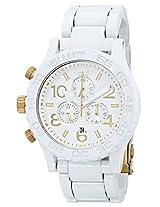 Nixon Women's A0371035 42-20 Chrono Watch