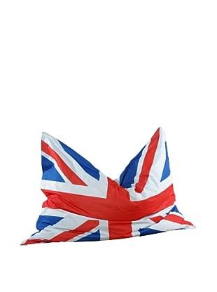 MESANA Sitzsack Outdoorfähig Flagge Uk