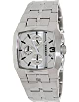 Diesel Analog Silver Dial Men's Watch DZ4258