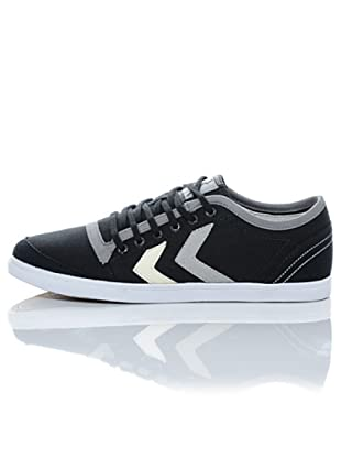 Hummel Zapatillas Ten Star Smooth (Negro/Gris)