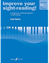 Improve Your Sight-Reading!: Grade 1, Level 1 Early Elementary, Piano (Faber Edition)