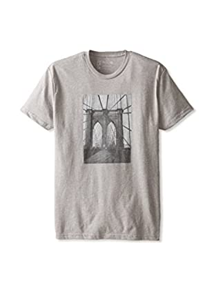 DiLascia Men's Bk Bridge Crew Neck T-Shirt