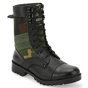 Benera Black Men Boots - AA-DMS-101