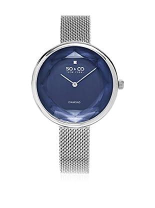SO & CO New York Uhr mit japanischem Quarzuhrwerk Woman GP16006 38 mm