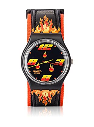 Swatch Quarzuhr Man FIRE GUARD SKB106 34.0 mm