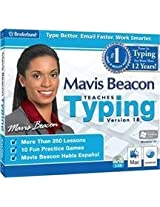 Brand New Mb Teaches Typing 18 Jc (Works With: WIN XP VISTA)