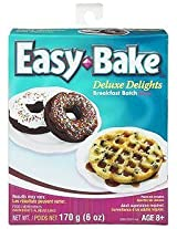 Easy Bake Breakfast Delights