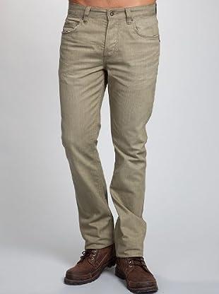 Timberland Pantalón Slim (Verde)