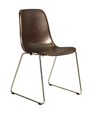 Star International Set of 2 Paxton Chairs, Dark Walnut