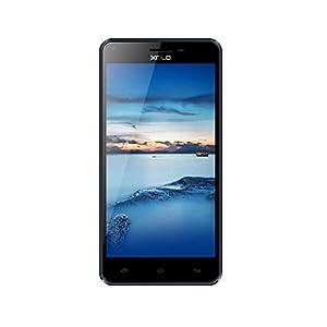 Xolo Q2000L 13.97 cm, 8 MP Rear Camera, 1 GB RAM, 1.2 GHz Quad Core Smartphone (Black)