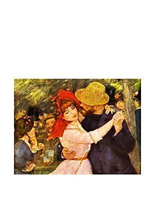 LegendArte  Wandbild Tanz in Bougival von Pierre Auguste Renoir