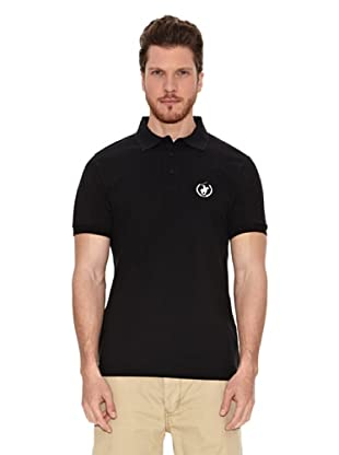 Polo Club Polo Custom Fit Logo Small (Negro)