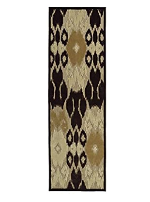 Kaleen Five Seasons Indoor/Outdoor Rug, Brown, 2' 6