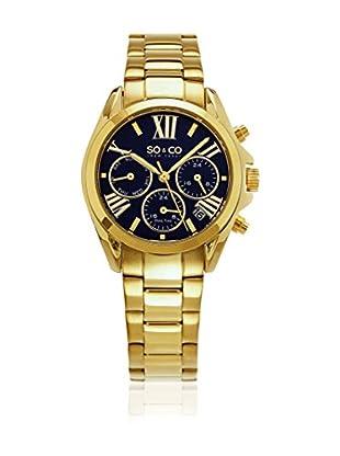 SO & CO New York Uhr mit japanischem Quarzuhrwerk Woman GP15539 36 mm