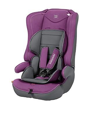 Babyauto Kinderautositz Nico Gruppe 1-2-3 aubergine