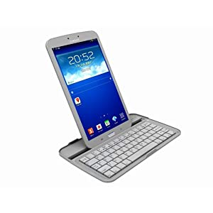 2013 New Products High Quality Wireless Bluetooth Keyboard Case Cover for Samsung Galaxy Tab 3 8.0 8 8 Inch Tablet Pc""