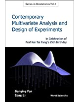 Contemporary Multivariate Analysis and Design of Experiments (Series in Biostatistics)
