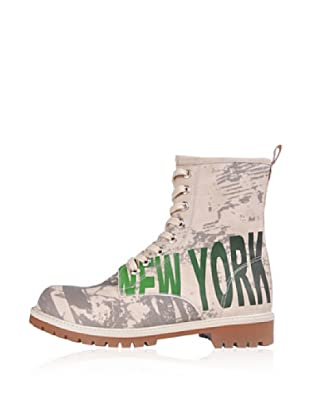 Dogo Botas New York (Crema)